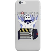 Ghostboxers iPhone Case/Skin