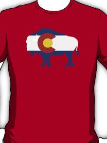 Colorado Buffalo T-Shirt