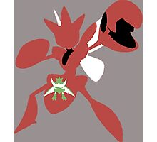 The Johto Cutter Gen Photographic Print