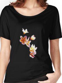 Frangipani #1 Women's Relaxed Fit T-Shirt