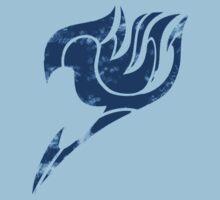 Fairy Tale Segmented Logo (Gray Fullbuster) T-Shirt