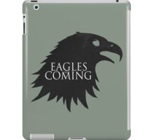 the Eagles are Coming ! iPad Case/Skin
