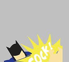 Batman  by Danielle Vanderwerf
