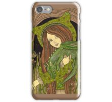 Guivre iPhone Case/Skin