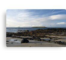 Pladda Island Canvas Print
