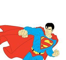 Superman by Danielle Vanderwerf