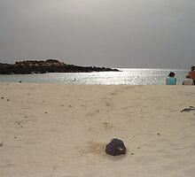 Fuerteventura Beach by Martin  Strange