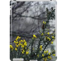 Common Gorse in the Woodland iPad Case/Skin