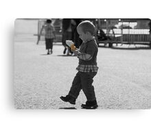 Concentration Canvas Print
