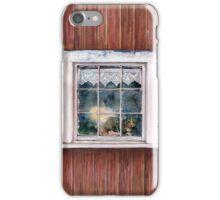 Holy Night -postcard & greeting card iPhone Case/Skin