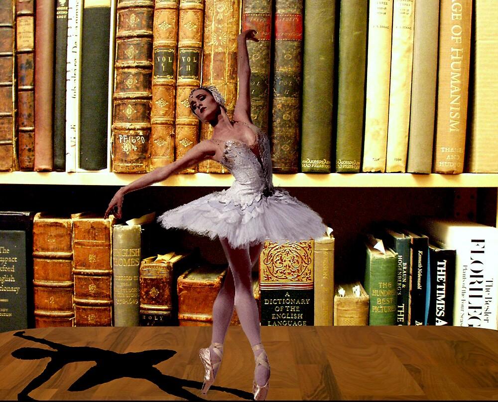 Table Dancer by Ian Foss