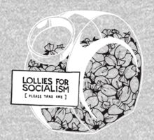 Lollies for Socialism by caanan