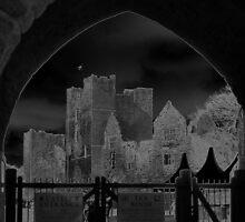 Ludlow Castle modified by karenkirkham
