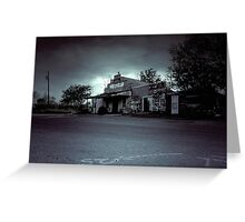 TCM  #10 - Cele General Store  Greeting Card