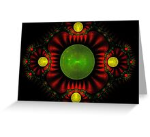 Inset Greeting Card