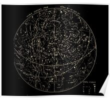 Smith's Illustrated Astronomy - Visible Heavens from April 18th to July 21st - Page 63 Poster