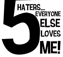 Haters... by cursis