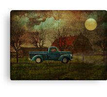 Come Home Canvas Print