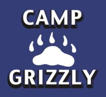 Camp Grizzly by potterstinks