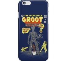 The Incredible Groot iPhone Case/Skin