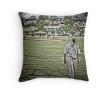 Outfield, 2008 Throw Pillow