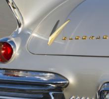 Eldorado Caddy Sticker
