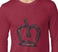 An apple a day . . .  Long Sleeve T-Shirt