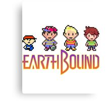 Earthbound Gang Canvas Print
