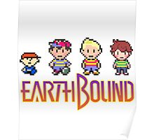 Earthbound Gang Poster