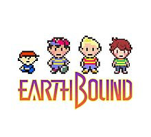 Earthbound Gang Photographic Print
