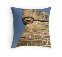 Castillo de San Marcos Throw Pillow