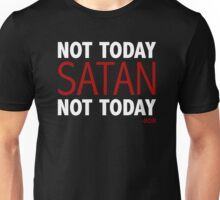Bianca Del Rio - Not today, Satan Unisex T-Shirt