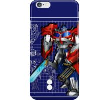 Beast Hunters Optimus Prime  iPhone Case/Skin