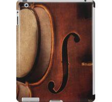 A Whisper of a Tune iPad Case/Skin