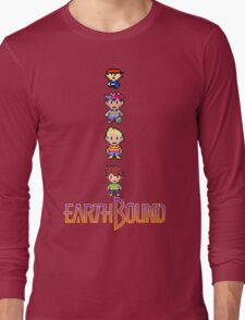 iPhone Earthbound Long Sleeve T-Shirt