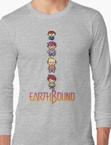iPhone Earthbound Long Sleeve T-Shirt