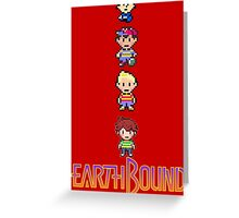 iPhone Earthbound Greeting Card