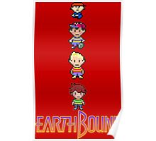 iPhone Earthbound Poster