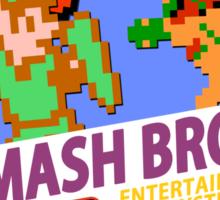 Smash Bros. Sticker