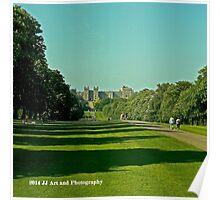 England - Windsor Castle Poster