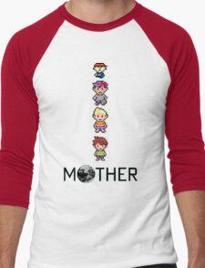iPhone Mother Men's Baseball ¾ T-Shirt