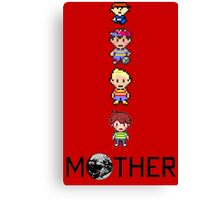 iPhone Mother Canvas Print