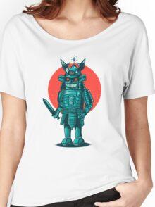 samuraibot Women's Relaxed Fit T-Shirt