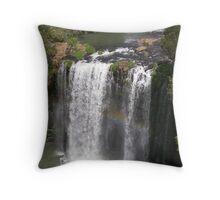 Dangar Falls, Northern Tablelands, New South Wales Throw Pillow
