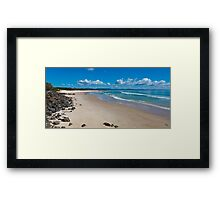 Byron Bay Framed Print