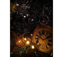 Time For Santa 2014 Photographic Print