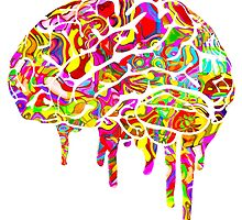 Melting Brain by MarcoD