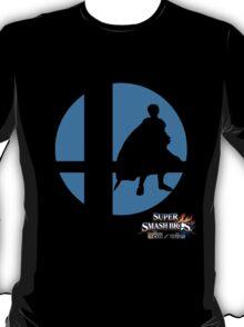 Super Smash Bros - Marth T-Shirt