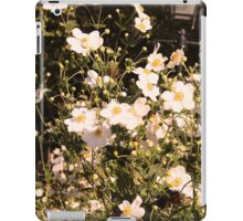 Washington Square Park Flowers iPad Case/Skin