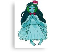 Water Princess - Adventure Time Canvas Print